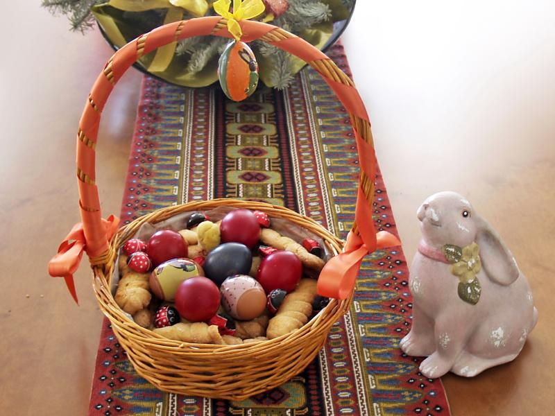Randění Velikonoc